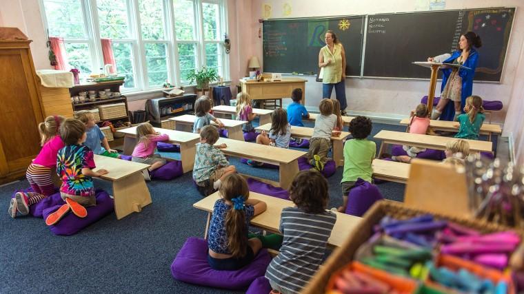 5 σχολεία με διαφορετική εκπαιδευτική φιλοσοφία!