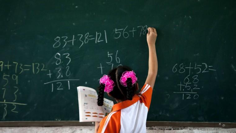 Βρέθηκε το μυστικό που κάνει το παιδί ξεφτέρι στα Μαθηματικά