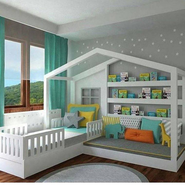 6e953e4dd09 10 φανταστικές ιδέες διακόσμησης για το παιδικό δωμάτιο που δεν είχατε  σκεφτεί!