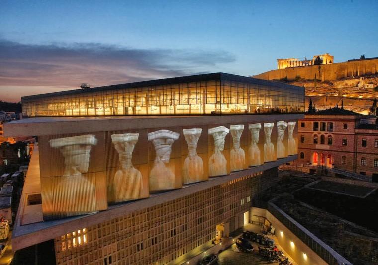 Το Μουσείο Ακρόπολης γίνεται 9 ετών και το γιορτάζει με ελεύθερη είσοδο!