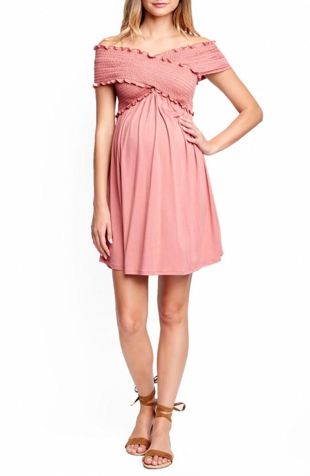 ab808124fe3d Mini φόρεμα με χιαστί σχέδιο στο στήθος, nordstrom.com, Τιμή: 72,61€