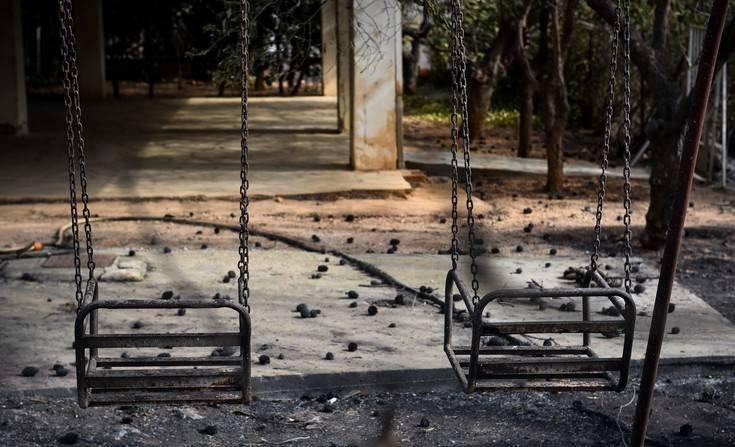 Προστατεύστε τα μωρά και μικρά παιδιά από τη μόλυνση της ατμόσφαιρας μετά τις φωτιές: Ο Παιδίατρος προειδοποιεί