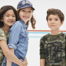 Η νέα φθινοπωρινή συλλογή των Gap kids είναι το όνειρο κάθε παιδιού! 8dcb3419704