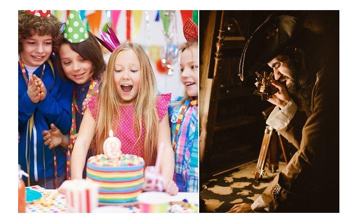 Great Escape Rooms: Εδώ θα κάνεις το πιο πρωτότυπο και συναρπαστικό πάρτυ γενεθλίων για το παιδί σου
