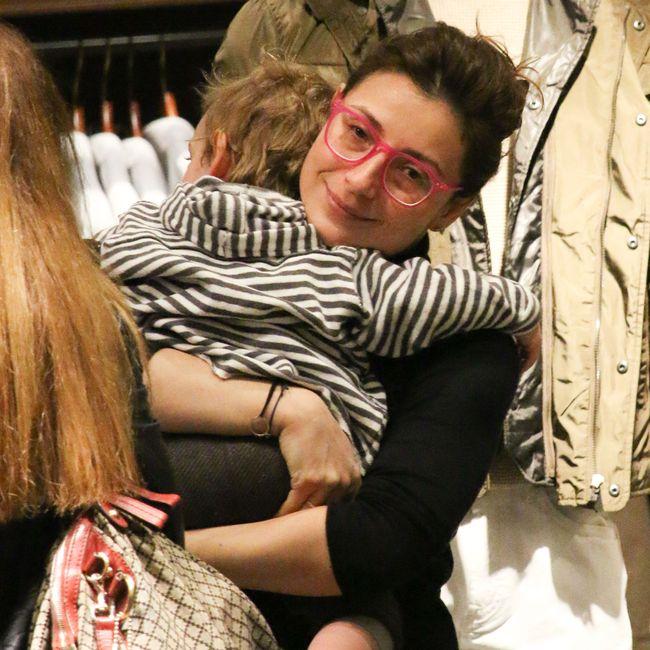 Η ηθοποιός και μαμά Ευδοκία Ρουμελιώτη υιοθέτησε ένα παιδάκι και μίλησε ανοιχτά γι'αυτό