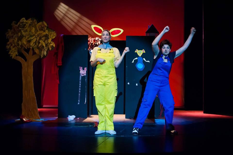 Κερδίστε 4 διπλές προσκλήσεις για την παράσταση «Το κάτι άλλο και το κάτι τι» στο Θέατρο ΜΠΙΠ (28/10)