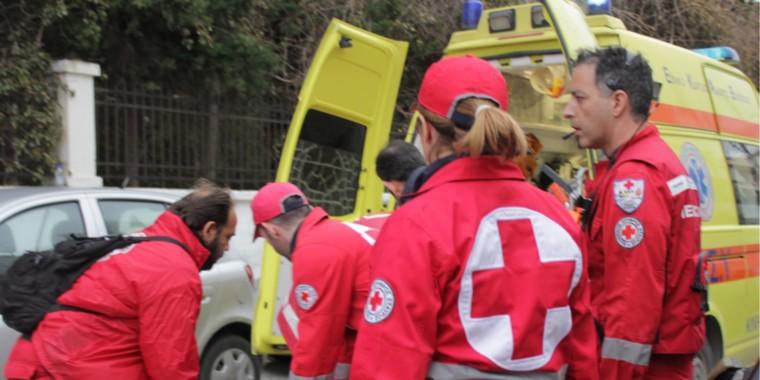 Οριστική αποβολή του Ελληνικού Ερυθρού Σταυρού από τη Διεθνή Ομοσπονδία