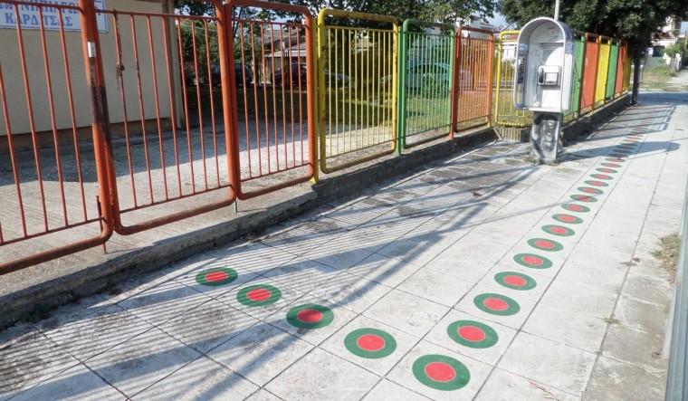 Ο έξυπνος τρόπος που βρήκε η Καρδίτσα για να πηγαίνουν με ασφάλεια τα παιδιά στο σχολείο!