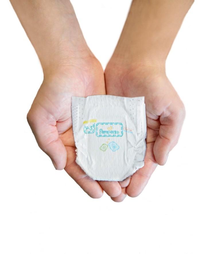 Παγκόσμια Ημέρα Προωρότητας: Η πρώτη πάνα για πρόωρα μωρά είναι γεγονός!
