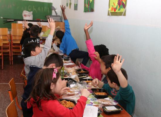 Σχολικά Γεύματα: Ξεκινά η διανομή ζεστών γευμάτων – Δείτε ποια σχολεία εντάσσονται στο πρόγραμμα
