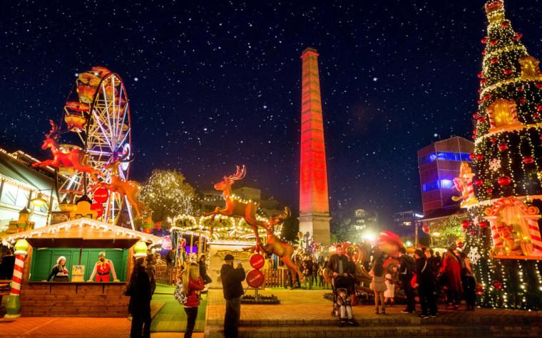 Χριστούγεννα 2018: Τα πάρκα που φέρνουν τη μαγεία των γιορτών στην πόλη