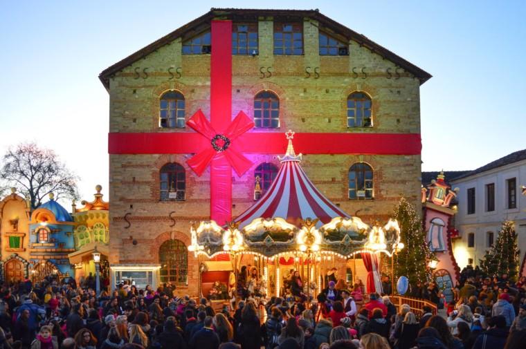 Αυτά είναι τα χριστουγεννιάτικα πάρκα όλης της Ελλάδας που υπόσχονται αξέχαστες γιορτές!