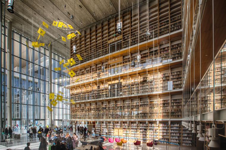 Η Εθνική Βιβλιοθήκη ανοίγει και επισήμως τις πόρτες της στο Κέντρο Πολιτισμού Ίδρυμα Σταύρος Νιάρχος