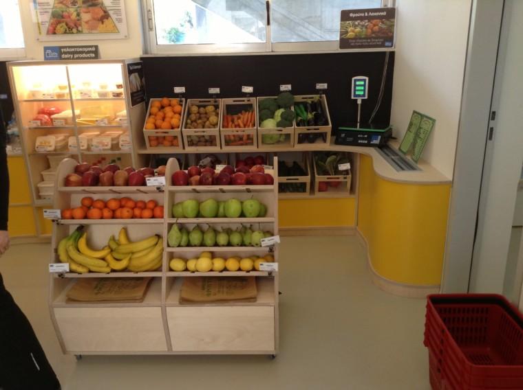 Τα παιδιά ανακαλύπτουν «το ΑΒητάρι της ισορροπημένης διατροφής» σε ένα πρωτότυπο πρόγραμμα