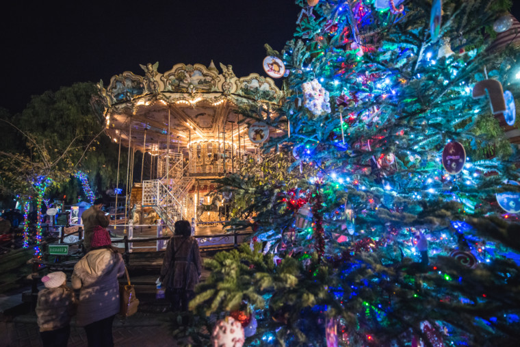 4 super λόγοι για να βρεθείτε τα φετινά Χριστούγεννα στο Kidom!