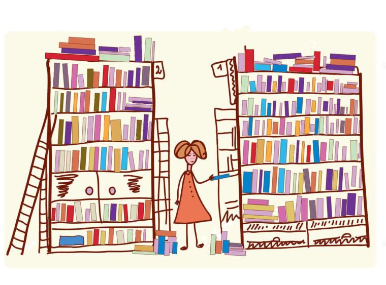 Οι σχολικές βιβλιοθήκες μπορούν να αλλάξουν παιδικές ζωές