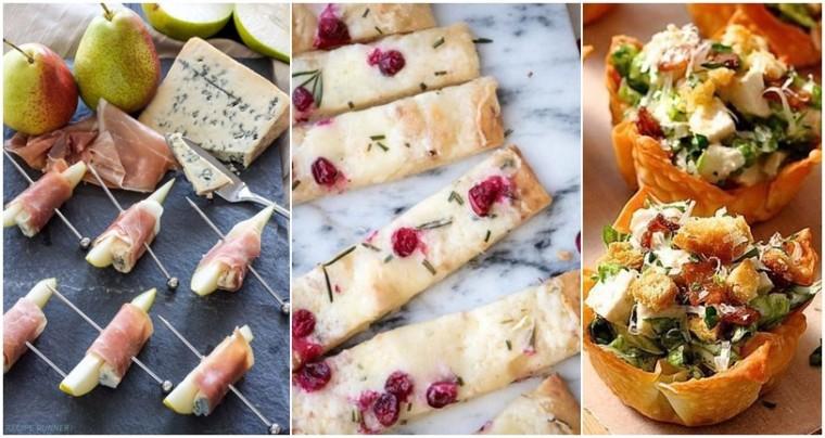 6 τέλεια ορεκτικά για το γιορτινό τραπέζι