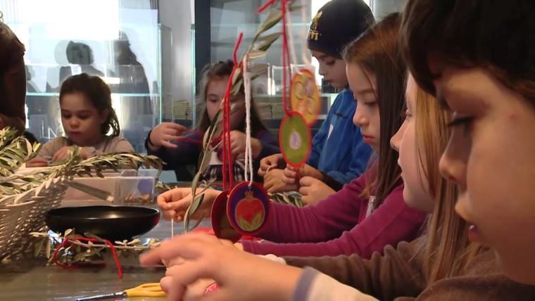 6 αγαπημένα Μουσεία των παιδιών διοργανώνουν πρωτότυπα χριστουγεννιάτικα εργαστήρια