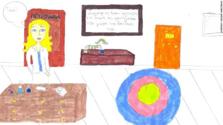 Αποτέλεσμα εικόνας για Οι παιδικές ζωγραφιές αποδεικνύουν ότι ο κόσμος μας (επιτέλους) αλλάζει!