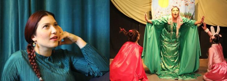 H σκηνοθέτις, Στέφη Θεοδότου, μιλά στο Infokids.gr για την παράσταση «Της Φύσης το Μυστικό»