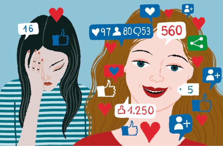 Αυτά τα παιδιά κινδυνεύουν περισσότερο από τα social media σύμφωνα με νέα έρευνα