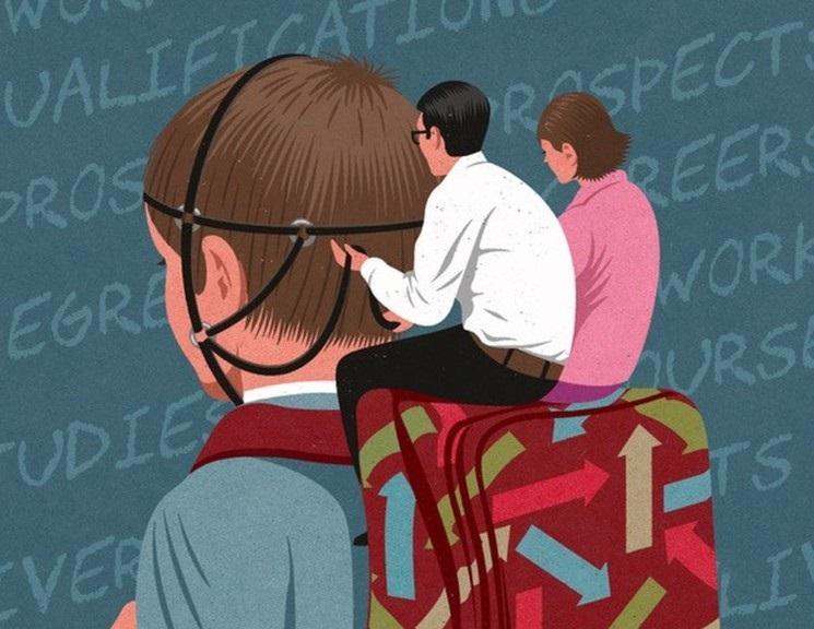 """Υπερπροστατευτικοί και υπερεμπλεκόμενοι γονείς: Όταν το """"υπέρ"""" του γονιού γίνεται """"κατά"""" του παιδιού"""