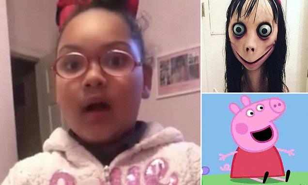 Το «παιχνίδι αυτοκτονίας» Momo επικοινωνεί με τα παιδιά μέσα από βίντεο της Peppa στο YouTube