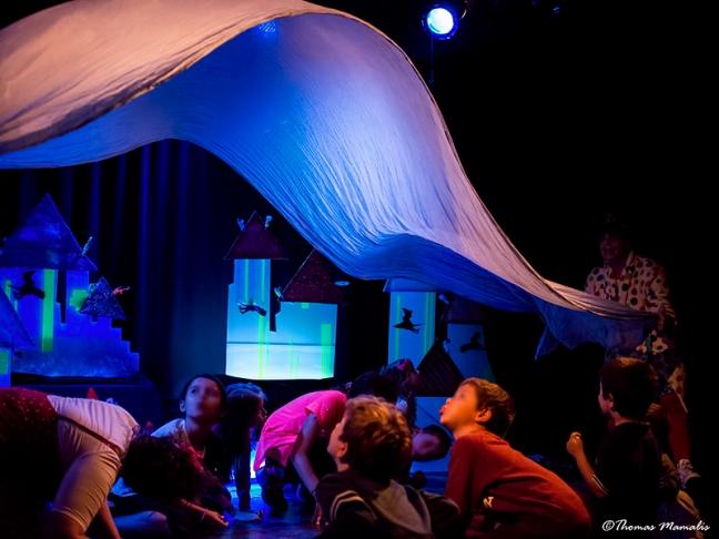 Αποκριάτικα Παιχνιδομαγέματα: Διαδραστική παράσταση για παιδιά στο θέατρο 104 (από 16/02)