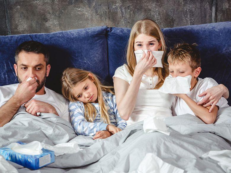 ΚΕΕΛΠΝΟ: 2 παιδιά κατέληξαν λόγω γρίπης – Τι προβλέπουν οι επιστήμονες για τη διάρκεια της γρίπης