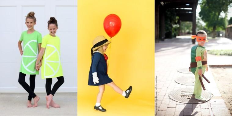 10 εύκολες αποκριάτικες στολές για να φτιάξετε για τα παιδιά d3979329668