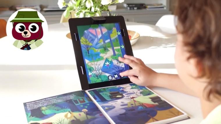 6 παιδικά βιβλία που «ζωντανεύουν» ψηφιακά, χαρίζοντας μια μοναδική αναγνωστική εμπειρία