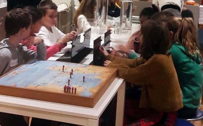 """Διοργανώστε το πιο """"ψαγμένο"""" παιδικό πάρτι στο Μουσείο Κοτσανά Αρχαίας Ελληνικής Τεχνολογίας!"""