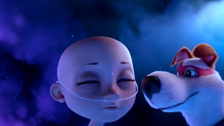 Ένα υπέροχο βίντεο για τον παιδικό καρκίνο αποδεικνύει πως η αγάπη είναι το πιο ισχυρό φάρμακο