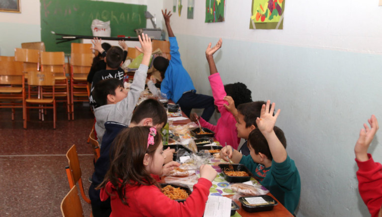 Τα καλά νέα της ημέρας! Αυτά είναι τα 104 σχολεία που εντάσσονται τώρα στη δράση «Σχολικά Γεύματα»