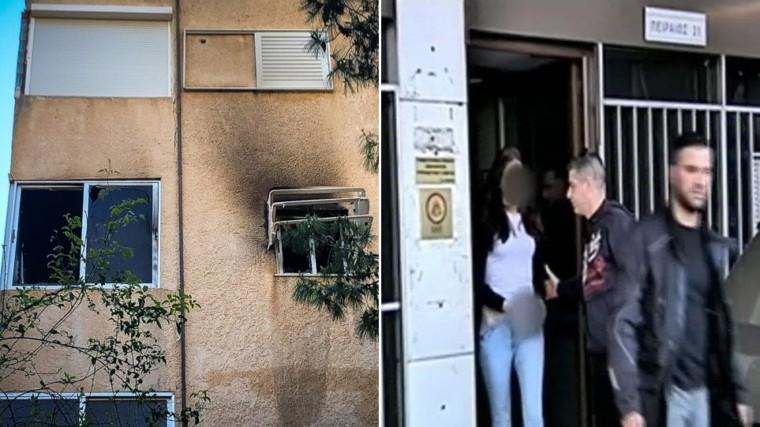 «Ξέχασα να το δέσω…» ψέλλισε η μάνα του 13 μηνών παιδιού που κάηκε στη Βάρκιζα
