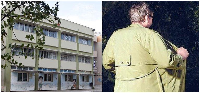 Επιδειξίας έξω από σχολεία – Συλλαμβάνεται και αφήνεται ελεύθερος εδώ και 20 χρόνια