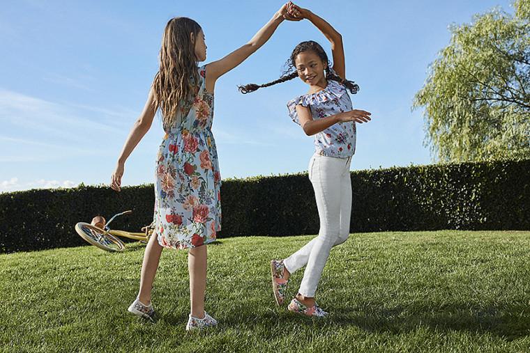 Την ανοιξιάτικη παιδική συλλογή της H&M θα την ερωτευτείτε!