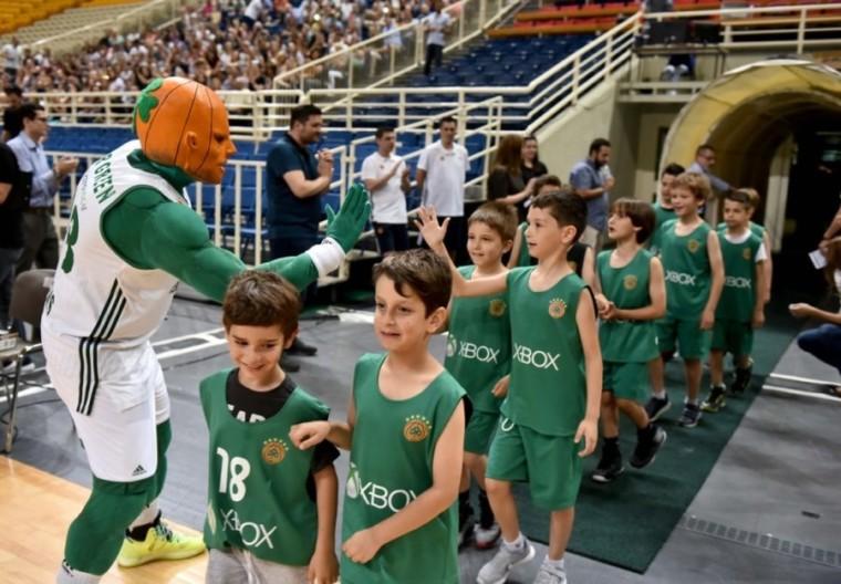 Την πρώτη ακαδημία μπάσκετ για παιδιά με αυτισμό ανακοίνωσε ο Παναθηναϊκός