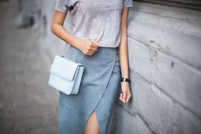 bc2622def5df Αυτό είναι το trend στις φούστες που κολακεύει κάθε σωματότυπο – Δείτε πώς  θα το φορέσετε