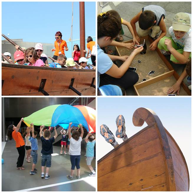 """""""Καλοκαίρι στην πόλη"""": Ο Ελληνικός Κόσμος υποδέχεται τα παιδιά στο πιο ιδιαίτερο θερινό camp"""