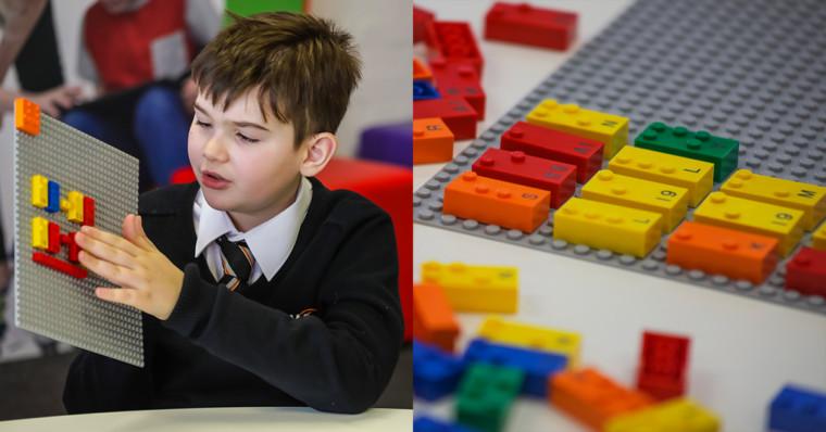 Η Lego λανσάρει τουβλάκια με γραφή Braille για παιδιά με προβλήματα όρασης