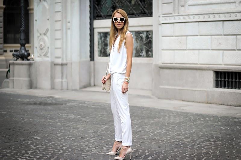 a3fadc75745 Το καλοκαίρι θέλει total white ντύσιμο – 5 looks που θα σας πείσουν ...