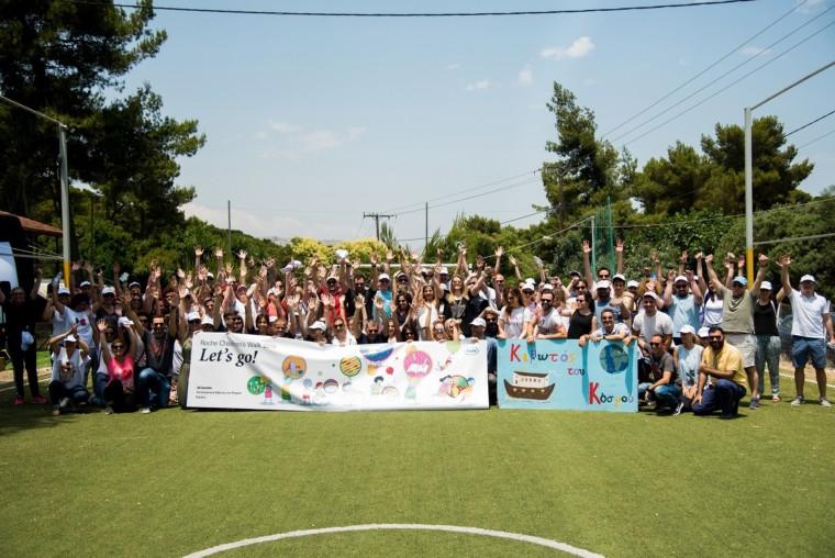 Η «Παγκόσμια Πεζοπορία για τα Παιδιά 2019» δημιουργεί έναν θερινό κινηματογράφο για τα παιδιά της «Κιβωτού του Κόσμου»