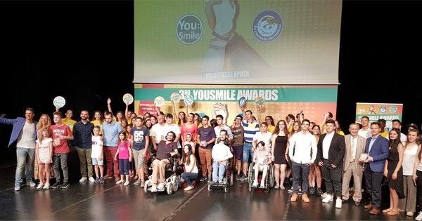 Μικρά παιδιά – Μεγάλο έργο: Το Infokids.gr βρέθηκε στα 3α YouSmile Awards και σας μεταφέρει