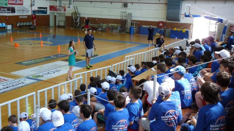 Veria Basketball Camp: Το καλοκαιρινό μπασκετικό camp του Κώστα Τσαρτσαρή