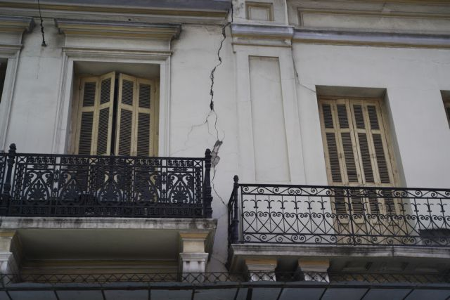Σεισμός στην Αττική: Αναστάτωση στον παιδικό σταθμό της Βουλής – Τα πρώτα video