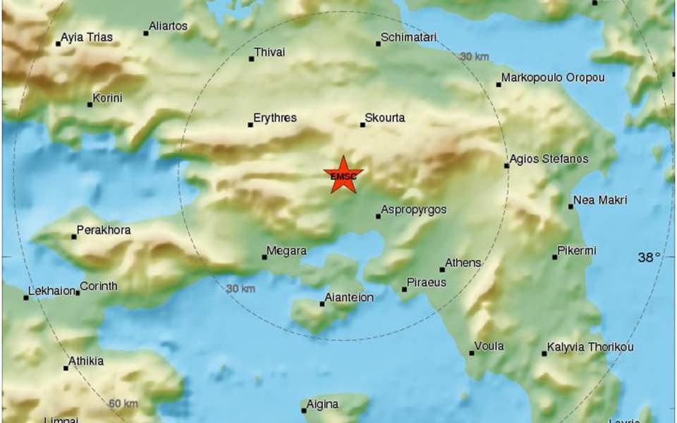 Σεισμός στην Αττική: Τι μετασεισμούς να περιμένουμε σύμφωνα με τον σεισμολόγο Γεράσιμο Χουλιάρα