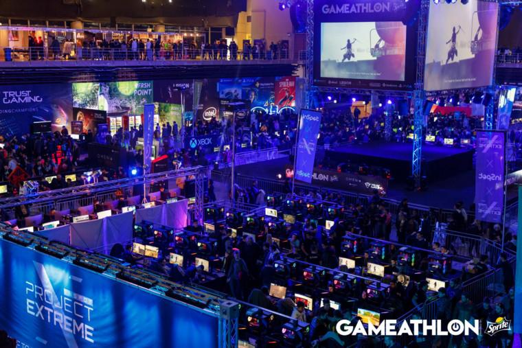 Κερδίστε 5 διπλές προσκλήσεις για να επισκεφθείτε και να παίξετε στο Gameathlon Summer στο Tae Kwon Do Φαλήρου (13-14/7)