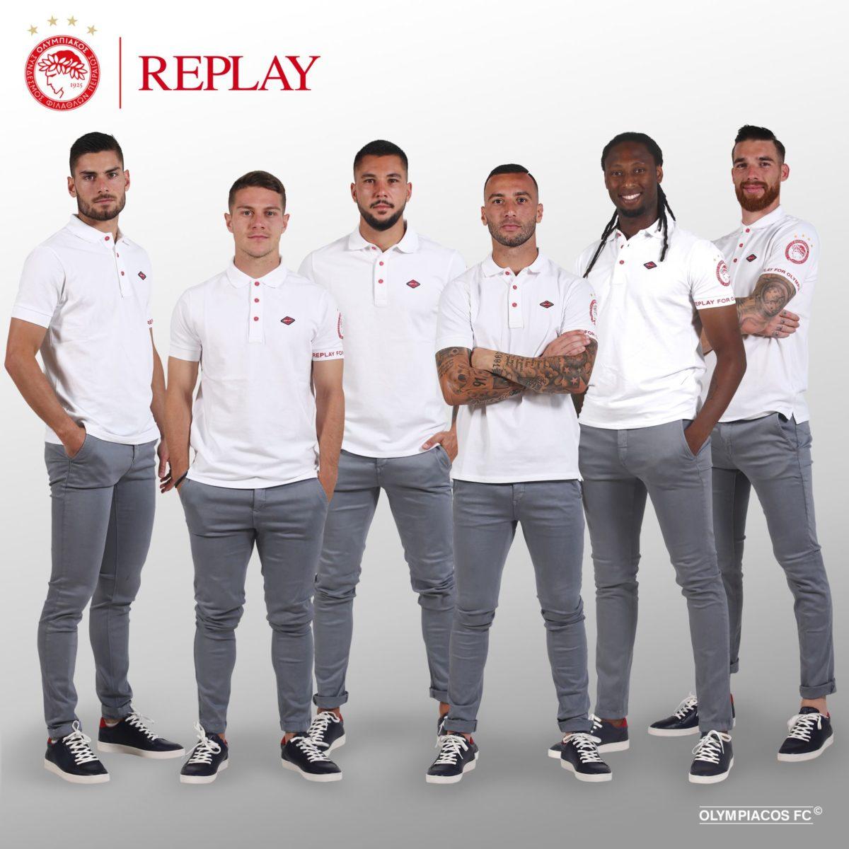 Ολυμπιακός – Replay επιτυχία στο κόκκινο για τέταρτη συνεχόμενη χρονιά!