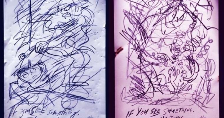 Παιδική κακοποίηση: Πώς οι ζωγραφιές των παιδιών αποκαλύπτουν τη φρίκη (φωτογραφίες)